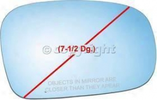 1997-1998 Infinlti Qx4 Mirror Glass Ppg Auto Glass Infiniti Mirror Glass 3233 97 98