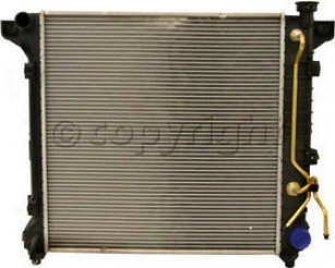 1997-1999 Dodge Dakota Radiator Replacement Dodge Radiator P1905 97 98 99