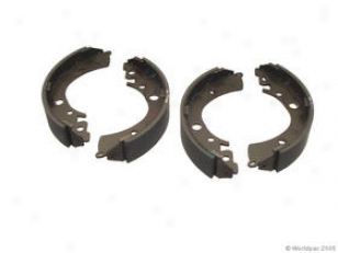 1997-2000 Acura El Brake Shoe Set Mk Acura Brake Shoe Set W0133-1631007 97 98 99 00