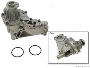 1997-2000 Audi A4 Water Pump Graf Audi Water Pump W0133-1616035 97 98 99 00