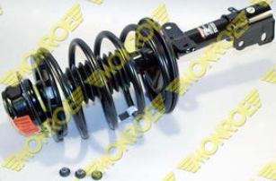 1997-20000 Chrysler Town & Country Stun Absorb3r And Strut Ball Monroe Chrysler Shock Absorber And Strut Assembl 171964l 97 98 99 00