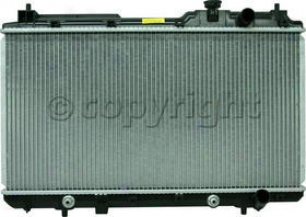 1997-2001 Honda Cr-v Radiator Replacement Hobda Radiator P2051 97 98 99 00 01