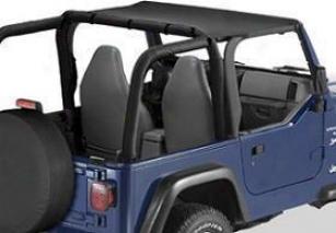 1997-2002 Jeep Wrangler Bikini Top Bestop Jeep Bikini Top 52521-15 97 98 99 00 01 02