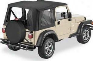 1997-2002 Jeep Wrangler Soft Top Bestop Jeep Soft Top 51127-15 97 98 99 00 01 02