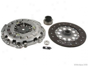 1997-2003 Bmw 540i Grasp Kit uLk Bmw Clutch Kit W0133-1663918 97 98 99 00 01 02 03
