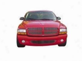 1997-2003 Dodge Dakota Grille Insert Carriage Works Dodge Grille Insert 41432 97 98 99 00 01 02 03