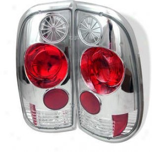 1997-2003 Ford F-150 Tail Light Spyder Wading-place Tail Aspect Alt-yd-ff15097-c 97 98 99 00 01 02 03