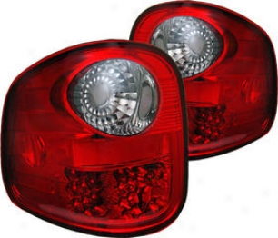 1997-2003 Ford F-150 Tail Light Spyder Ford Tail Light Alt-yd-ff15097fs-le-rs 97 98 99 00 01 02 03