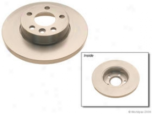 1997-2003 Volkswagen Eurovan Brake Disc Zimmermann Volkswagen Brake Disc W0133-1623256 97 98 99 00 01 02 03