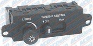 1997-2005 Buick Park Avenue Headlight Switch Ac Delco Buick Headlight Switch D1568e 97 98 99 00 01 02 03 04 05