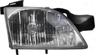 1997-2005 Chevrolet Venture Headlight Replacement Chevrolet Headlight 20-5123-00 97 98 99 00 01 02 03 04 05