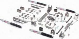 1997-2006 Jeep Wrangler Suspension Raise Kit Trailmaster Jeep Interruption Lift Kit Jtj22ssv 97 98 99 00 01 02 03 04 05 06