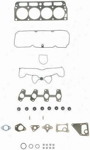1998-2000 Chevrolet S10 Cylinder Head Gasket Felpro Chevrolet Cylinder Head Gasket Hs9170pt-1 98 99 00