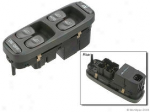 1998-2000 Volvo S70 Window Switch Panel Scan-tech Volvo Window Switch Panel W0133-1602796 98 99 00