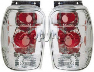 1998-2001 Ford Explorer Tail Light Replacement Ford Tail Light Fd9801cctl 98 99 00 01