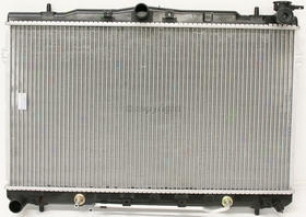 1998-2001 Hyundai Tiburon Radiator Replacement Hyundai Radiator P2391 98 99 00 01