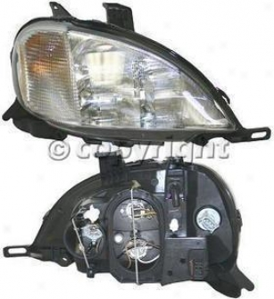 1998-2001 Mercedes Benz Ml320 Headlight Replacement Mercedes Benz Headlight M100135 98 99 00 01