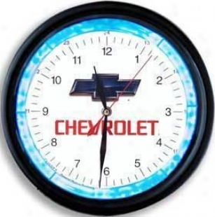 1998-2002 Chevrolet Prizm Clock Logo Products Chevrolet Clock At841350 98 99 00 01 02