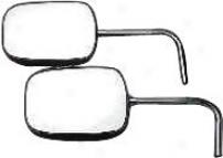 1998-2002 Chevrolet Prizm Mirror Cipa Chevrolet Mirror 95150 98 99 00 01 02