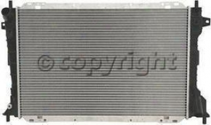 1998-2002 Ford Crown Victoria Radiator Replacement Ford Radiator P2157 98 99 00 01 02