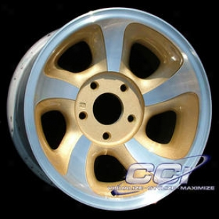 1998-2004 Chevrolet S10 Wheel Cci Chevrolet Wheel Aly05063u55 98 99 00 01 02 03 04