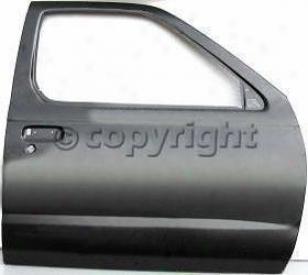 1998-2004 Nissan Frontier Door Skin Replacement Nissan Door Skin N460901 98 99 00 01 02 03 04