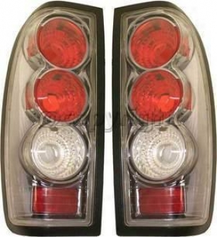1998-2004 Nissan Frontier Tail Light Re-establishment Nissan Tail Light 315-1941pxus7 98 99 00 01 02 03 04