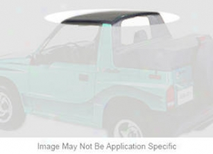 1998 Chevrolet Tracker Bikini Top Bestop Chevrolet Bikini Top 52562-15 98