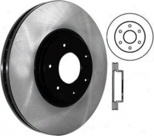 1999-2000 Cadillac Escalade Brake Disc Centric Cadillac Brake Disc 120.66009 99 00