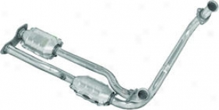 1999-2000 Cadillac Escalade Catalytic Converter Walker Cadillac Catalytic Converter 50410 99 00