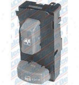 1999-2000 Cadillac Escalade Door Lock Switch Ac Delco Cadillac Door Lock Switch D6072 99 00