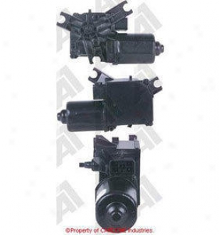 1999-2000 Cadilla Escalade Windshield Wiper Motor A1 Cardone Cadillac Windshield Wiper Motor 40-158 99 00