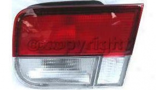 1999-2000 Hoda Civic Tail Light Replacement Honda Tail Light H730117 99 00