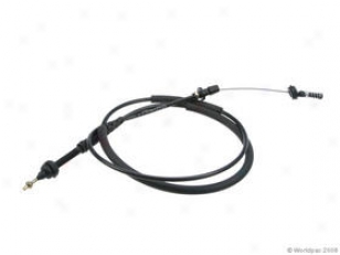 1999-2000 Volkswagenn Golf Throttle Cable Oe Aftermarket Volkswagen Throttle Cable W0133-1735791 99 00