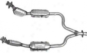 1999-2001 Ford Mustang Catalytic Converter Catco Ford Catalytic Converter 4566 99 00 01