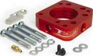 1999-2001 Honda Accord Throttle Body Spscer Airaid Honda Throttle Body Spacer 530-578-p 99 00 01
