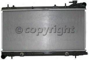1999-2001 Subaru Impreza Radiator Replscement Subaru Radiator P2402 99 00 01
