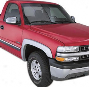 1999-2002 Chevrolet Silverado 1500 Fender Flares Bushwacker Chevrolet Fender Flares 40033-02 99 00 01 02