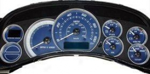 1999-2002 Che\/rolet Tahoe Gauge Face Us Speedo Chevrolet Gauge Face Plk0234 99 00 01 02