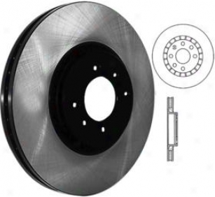 1999-2002 Daewoo Lanos Brake Disc Centric Daewoo Thicket Disc 120.36004 99 00 01 02