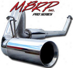 1999-2002 Dodge Ram 2500 Exhaust System Mbrp Dodge Exhaust System S6100304 99 00 01 02