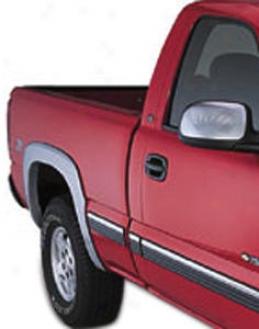 1999-2003 Chevrolet Silverado 1500 Fender Flares Bushwacker Chevrolet Fender Flares 40034-02 99 00 01 02 03