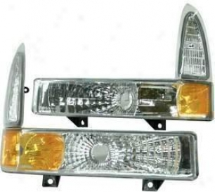 1999-2003 Ford F-450 Super Duty Corner S~ Replacement Ford Corner Light 331-1638pxbs-cy 99 00 01 02 03