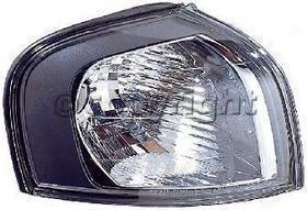 1999-2003 Volvo S80 Corner Light Replacement Vollvo Corner Light V104107 99 00 01 02 03