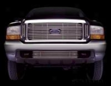 1999-2004 Ford F-250 Super Duty Grille Insert Putco Ford Grille Insert 35105 99 00 01 02 03 04