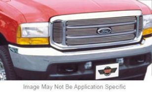 1999-2004 Ford F-450 Super Duty Grille Insert Carriage Works Ford Grille Insert 41663 99 00 01 02 03 04