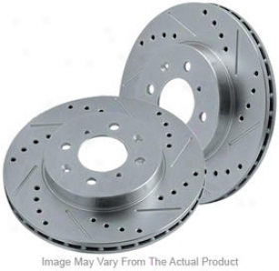 1999-2004 Jeep Grand Cherokee Brake Disc Evolution Jeep Brake Disc 8743xpr 99 00 01 02 03 04