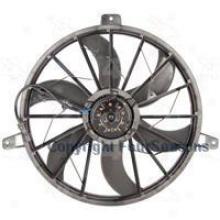 1999-2004 Jeel Grand Cherokee Radiator Fan 4-seasons Jeep Radiator Fan 75254 99 00 01 02 03 04