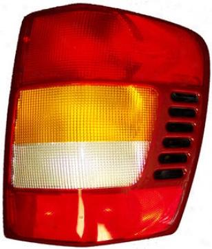 1999-2004 Jeep Grand Cherokee Tail Light Omix Jeep Tail Light 12403.24 99 00 01 02 03 04