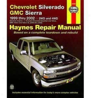 1999-2005 Chevrolet Silverado 1500 Repair Manual Haynes Chevrolet Rrpair Manual 24066 99 00 01 02 03 04 05